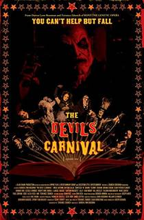 Picture of a movie: The Devil's Carnival