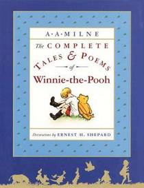 Picture of a book: The Complete Tales and Poems of Winnie-the-Pooh