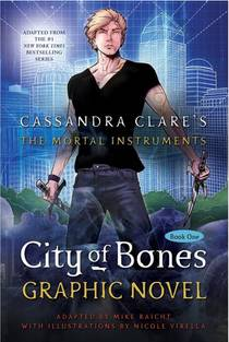 Picture of a book: City Of Bones: The Graphic Novel