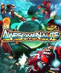 Picture of a game: Awesomenauts