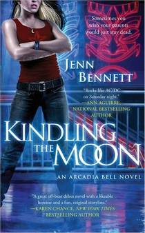 Picture of a book: Kindling the Moon