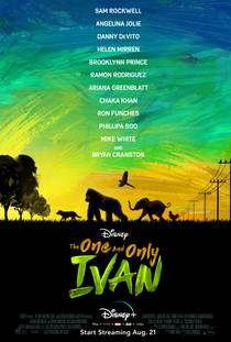 Picture of a movie: The One And Only Ivan