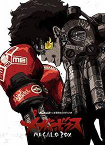 Picture of a TV show: Megalo Box