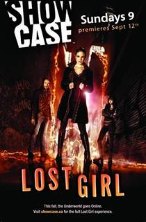 Picture of a TV show: Lost Girl