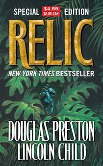 Picture of a book: Relic