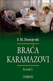 Picture of a book: Braća Karamazovi - svezak I.