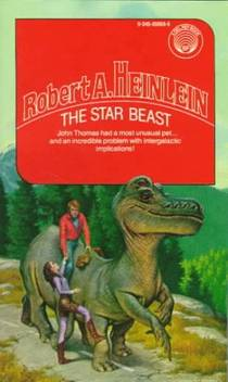 Picture of a book: The Star Beast (heinlein's Juveniles, #8)