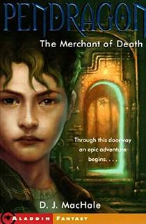 Picture of a book: The Merchant Of Death