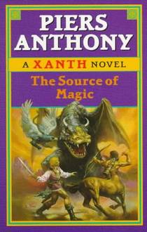 Picture of a book: The Source Of Magic