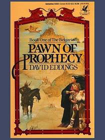 Picture of a book: Pawn Of Prophecy