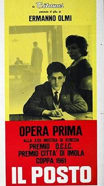 Picture of a movie: Il Posto
