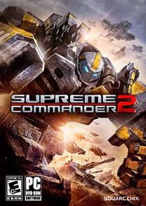 Picture of a game: Supreme Commander 2