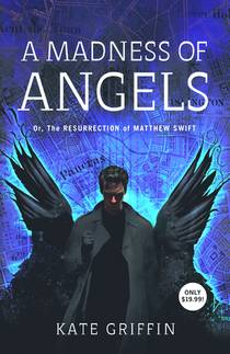 Picture of a book: A Madness Of Angels