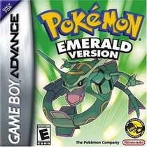 Picture of a game: Pokemon Emerald Version