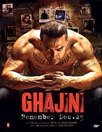 Picture of a movie: Ghajini