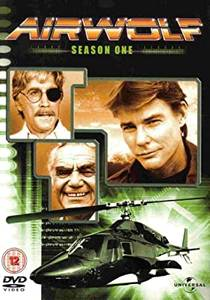 Picture of a TV show: Airwolf