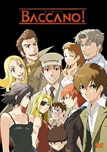 Picture of a TV show: Baccano!