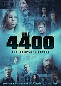 Picture of a TV show: The 4400