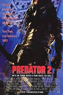 Picture of a movie: Predator 2