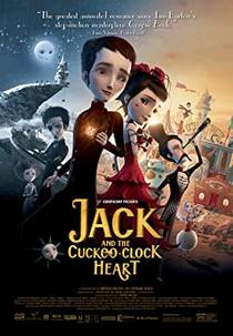 Picture of a movie: Jack And The Cuckoo-Clock Heart