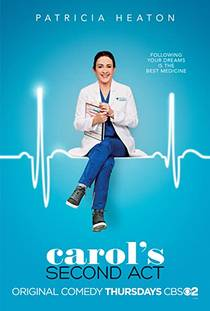 Picture of a TV show: Carol's Second Act