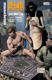 Picture of a book: Doom Patrol, Vol. 4: Musclebound