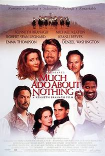 Picture of a movie: Much Ado About Nothing