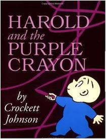 Picture of a book: Harold And The Purple Crayon