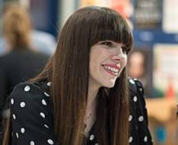 Picture of an author: Kate Morton