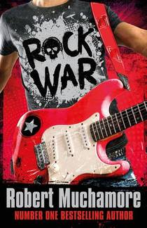 Picture of a book: Rock War
