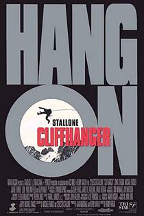 Picture of a movie: Cliffhanger