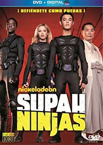Picture of a TV show: Supah Ninjas