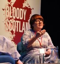 Picture of an author: Louise Welsh