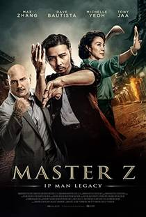 Picture of a movie: Master Z: The Ip Man Legacy
