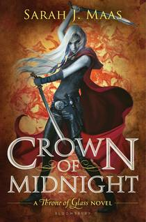 Picture of a book: Crown Of Midnight