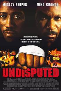 Picture of a movie: Undisputed