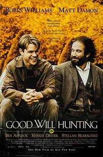 Picture of a movie: Good Will Hunting