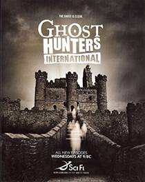 Picture of a TV show: Ghost Hunters International