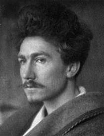 Picture of an author: Ezra Pound