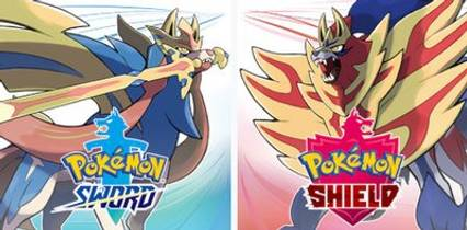 Picture of a game: Pokemon Shield