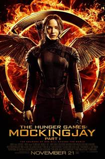 Picture of a movie: The Hunger Games: Mockingjay – Part 1