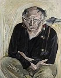 Picture of an author: Patrick Kavanagh