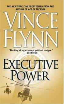 Picture of a book: Executive Power