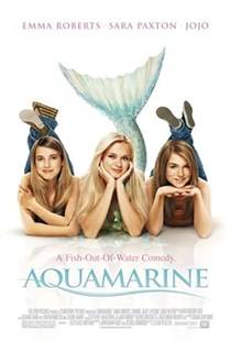 Picture of a movie: Aquamarine