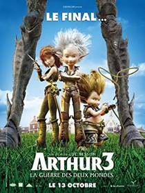 Picture of a movie: Arthur 3: The War Of The Two Worlds