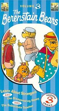 Picture of a TV show: The Berenstain Bears