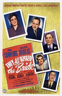 Picture of a movie: They All Kissed The Bride