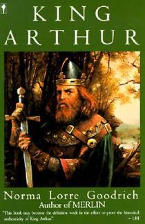 Picture of a book: King Arthur