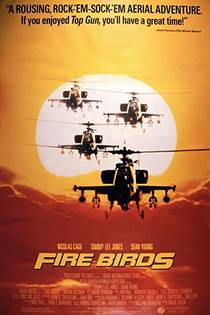 Picture of a movie: Fire Birds
