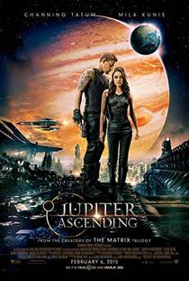 Picture of a movie: Jupiter Ascending
